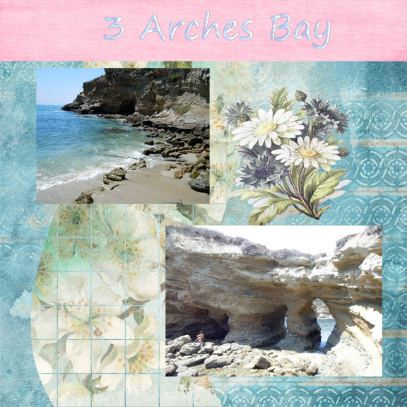 3 Arches Bay left