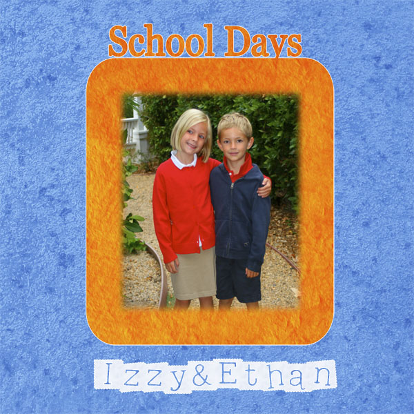 Izzy and Ethan