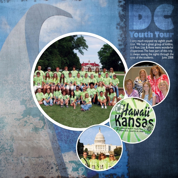 DC Youth Tour