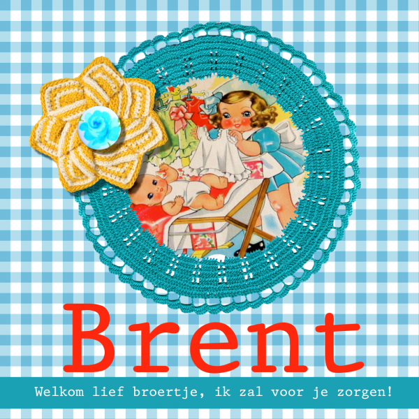 Brent is born !