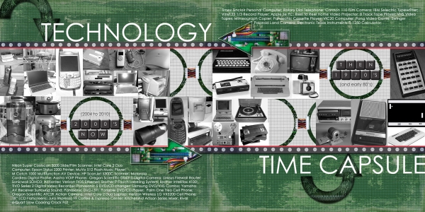 Technology Time Capsule