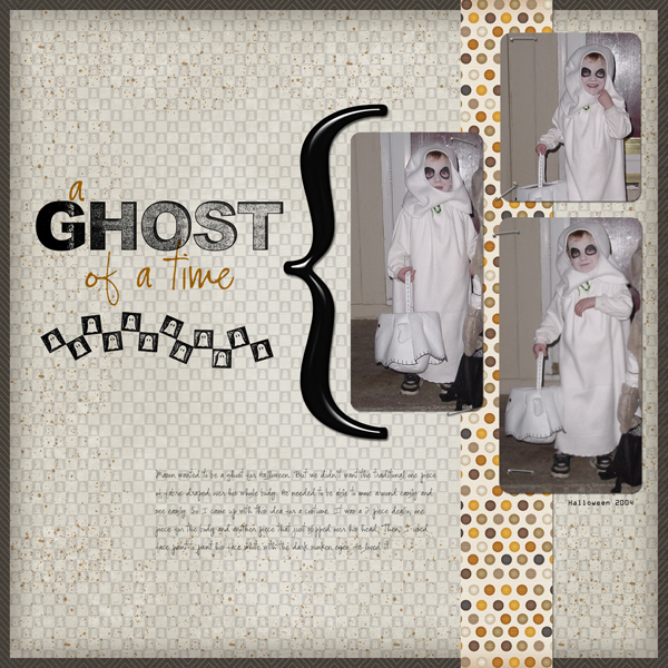 A Ghost of a Time