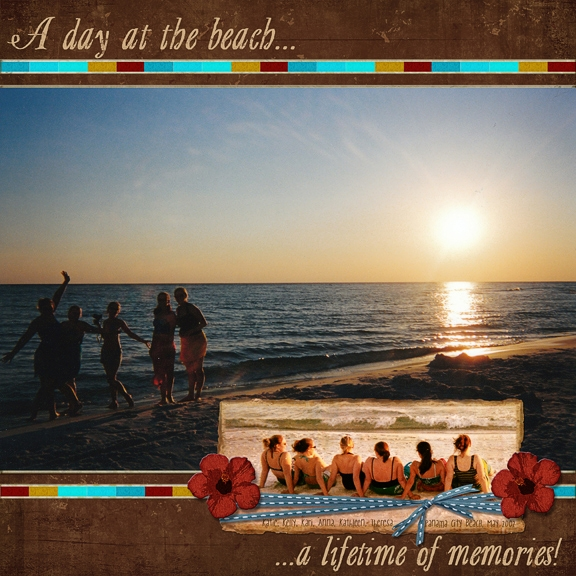 Day at the Beach - Sat CC 11/5