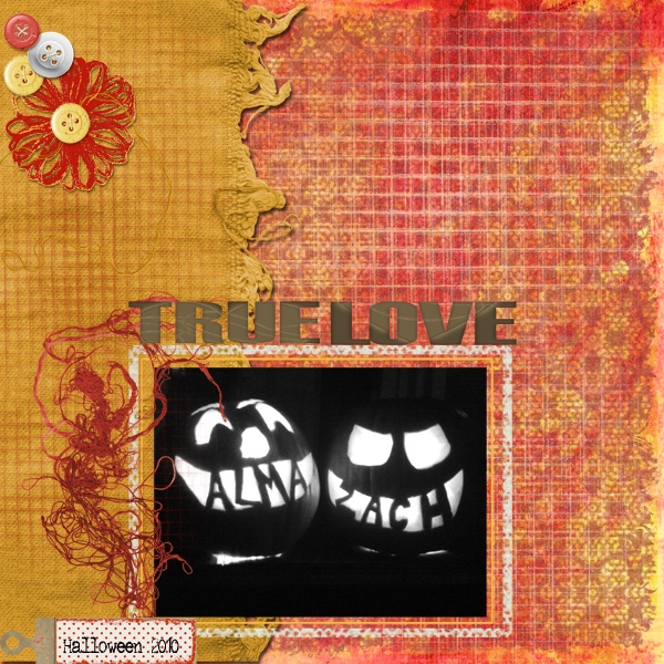 Speed Scrap - True Love