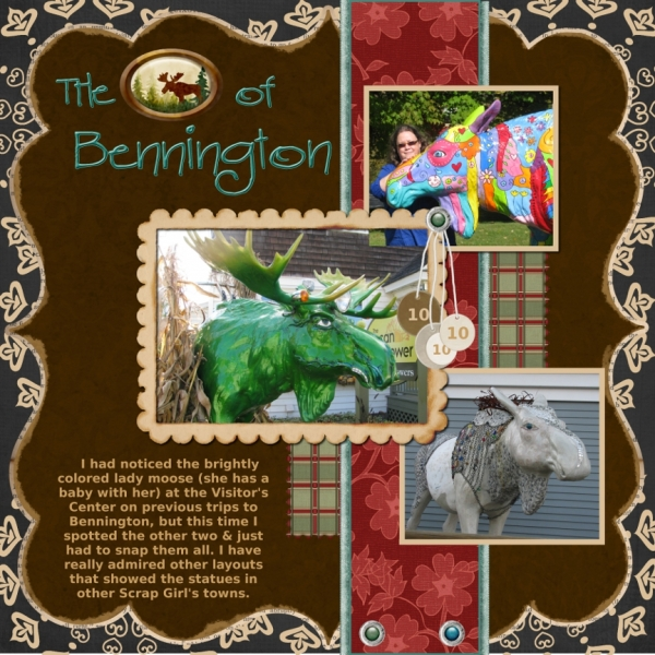 The Moose of Bennington