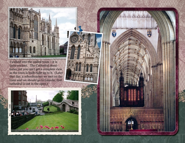 York Minster, p.2 of 2