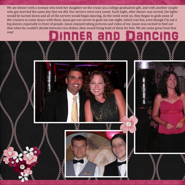 Dinner and Dancing (left)