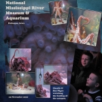 Ad Inspiration 2/17/11 Nat'l  Mississippi River Museum & Aquarium