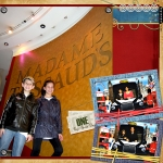 Madam Tussauds - right