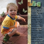 3/3 Newsletter Inspiration Challenge: Today