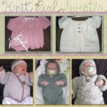 Friday 3/4 Challenge - Baby Knits