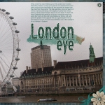 London eye - right