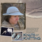 Friday Customer Submitted Challenge - Knitting