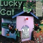 2011_03_17 Something Green - Lucky Cat