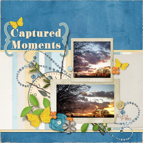 Captured Moments
