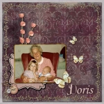 Doris - on Mother's Day
