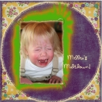 Tuesday Freebie - Millie's Meltdown!