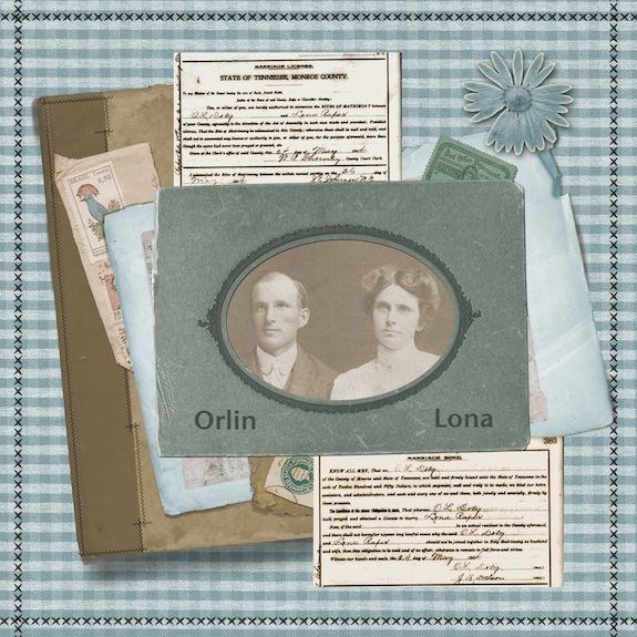 Orlin and Lona
