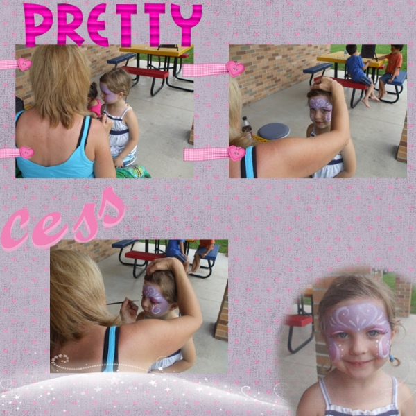 Face Painting - right