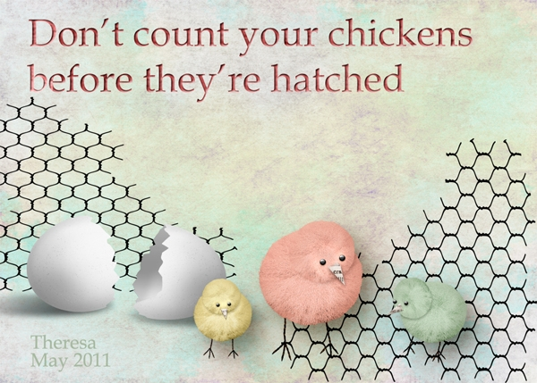 May ATC - Don't Count Your Chickens