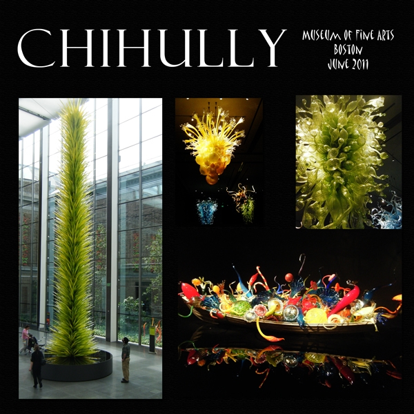 Chihully Intro page