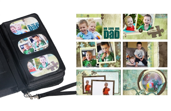 Father's Day Wallet Cards