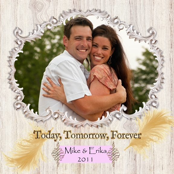 Mike & Erika Forever