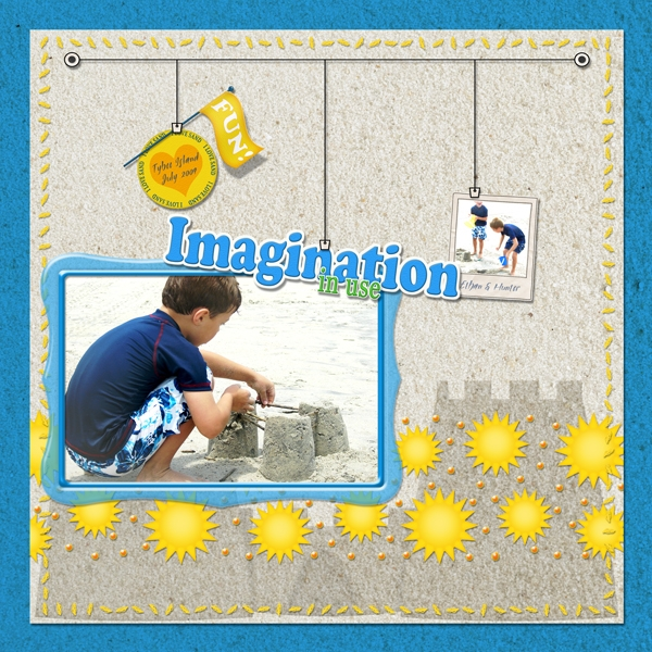 Imagination In Use