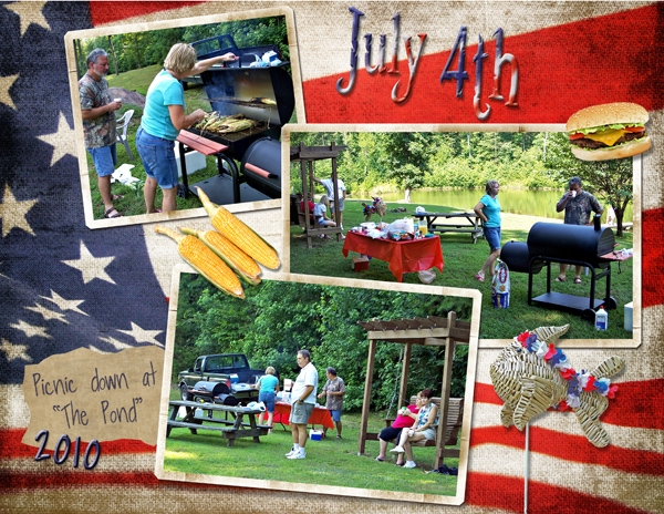 July4PicnicAtWoods