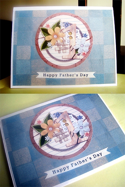 Hybrid Father's Day Card