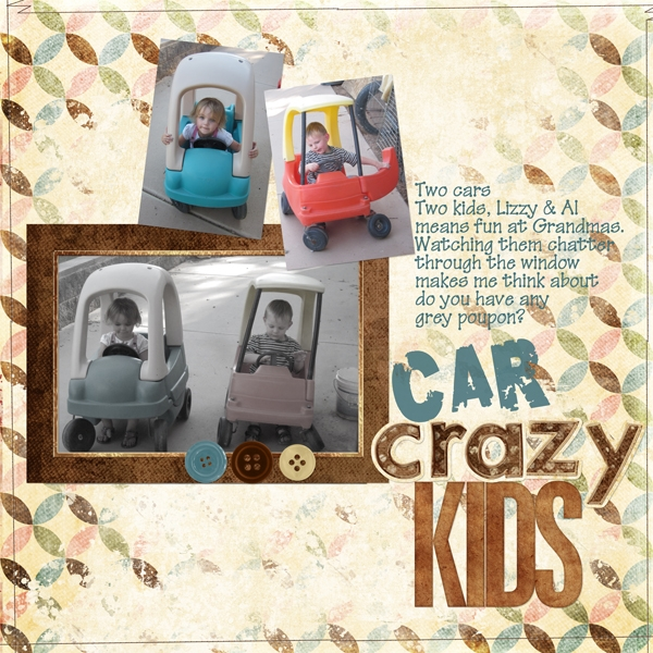 SS: Car Crazy Kids