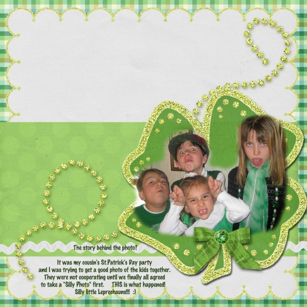"""Journaling Chat: """"Silly Leprechauns"""""""