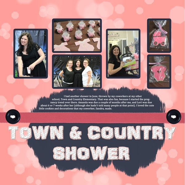 Town and Country Shower
