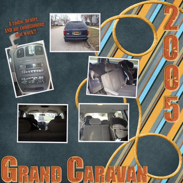 Our New Van - Page 2