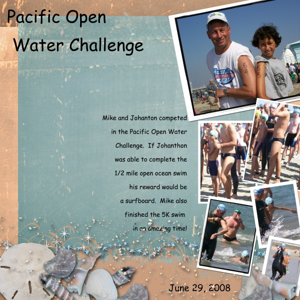 Pacific Open Water Challenge