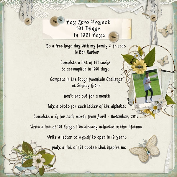 Thurs. Feb. 2nd Challenge - Day Zero Project