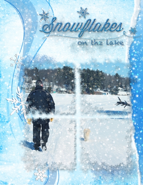 Snowflakes on the Lake 2012