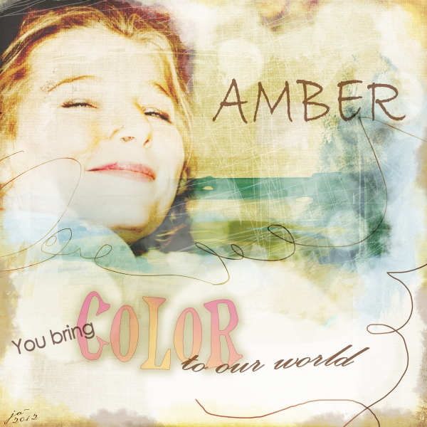 TUES CHALLENGE--3/20/12--AMBER COLORED