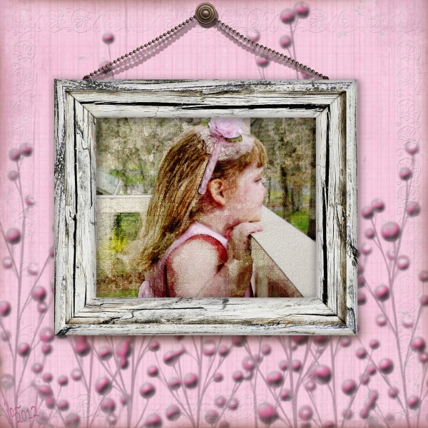 SCRAP SIMPLE CHALLENGE--Sweet Anna Grace
