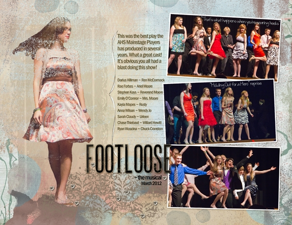 March week 4--Footloose