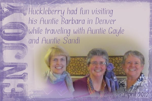 Huckleberry in Denver