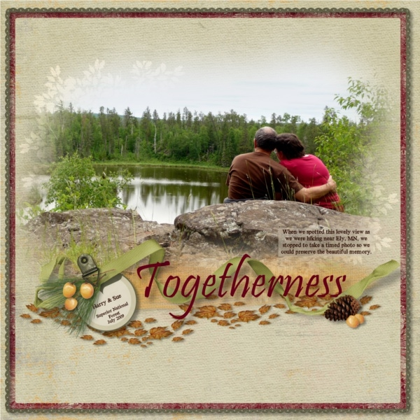 4/16 National Parks - Togetherness