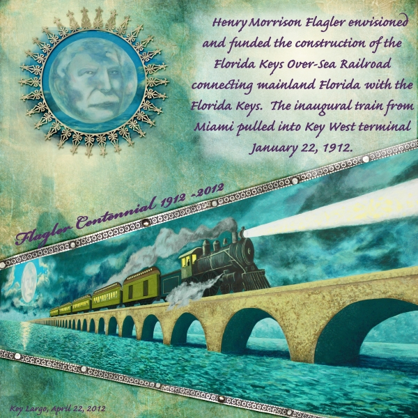April 21 - Blue Green - Flagler Centennial