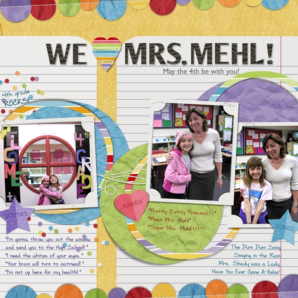 Thursday Challenge 5/10/12 -- Mrs. Mehl