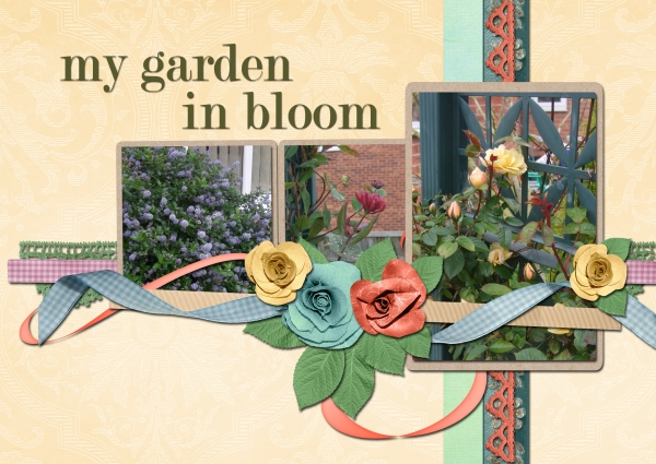 Friday Challenge - In Bloom