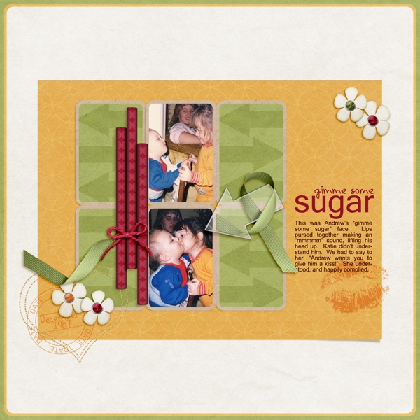 Designer Do-Over - Sugar