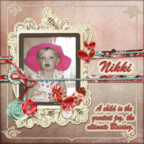 No 4 Layout Nikki