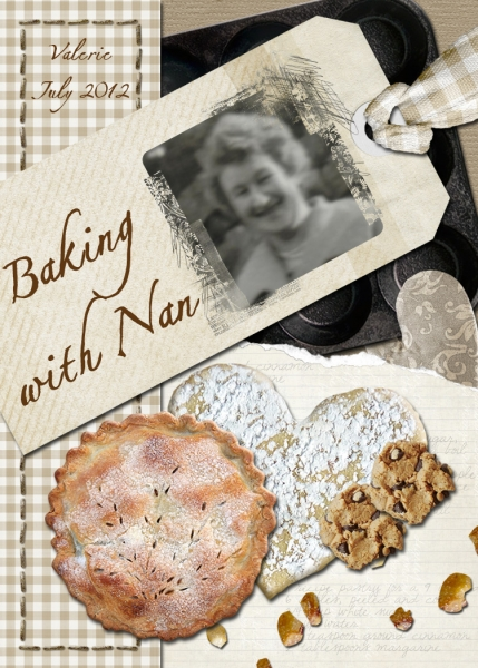 Baking with Nan