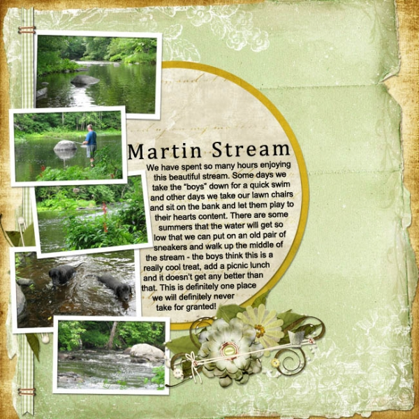 Scrapping Relay - Martin Stream