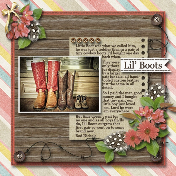 Lil' Boots